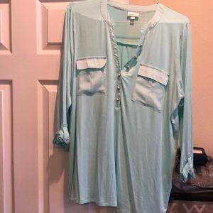Mint Avenue blouse